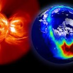 Solar Storm barrelling towards earth this weekend