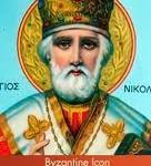 St Nicholas - history of Santa Claus