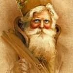 St Nicholas is Santa Claus